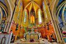 Notre Dame des Victoires by Patrick Morand