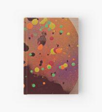 Volcanic Eruption Hardcover Journal