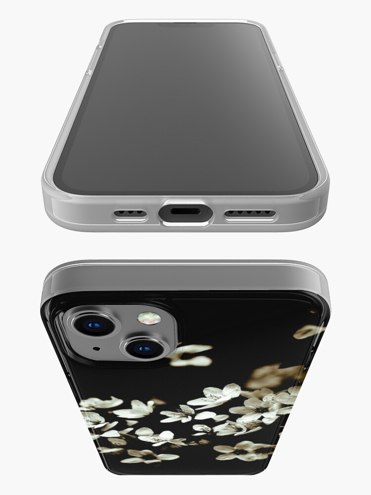 Alternate view of Plum Blossoms iPhone Case