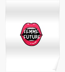 FEMME FUTURE Poster