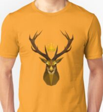 The crowned stag of House Baratheon Unisex T-Shirt