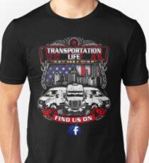 Transportation Life Apparel & Accessories Unisex T-Shirt