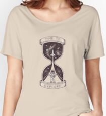 Time to Explore Women's Relaxed Fit T-Shirt