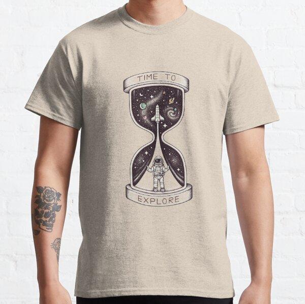 Zeit zum Erkunden Classic T-Shirt