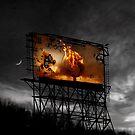Trump Billboard Outside Blue Wave City .6 by Alex Preiss