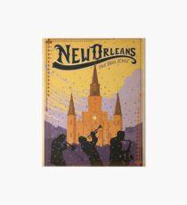 Vintage poster - New Orleans Art Board