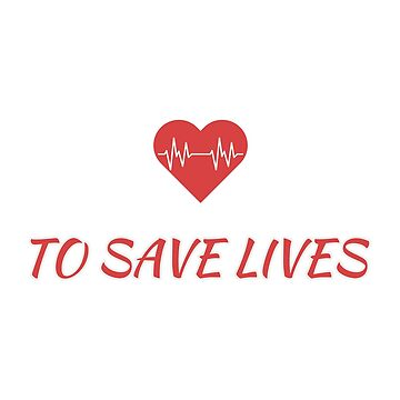 Its a beautiful day to save lives t-shirt by TulleDesign