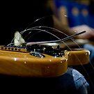Getting new strings by Arnaud Lebret