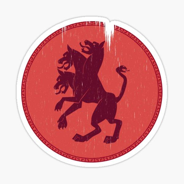 CRBERUS Sticker