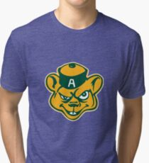 alberta golden bears Tri-blend T-Shirt