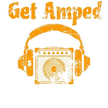 Get Amped Headphones and Amp Music Lover by gcruz1028