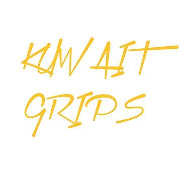 Kuwait Grips by j-defenser