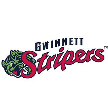 Gwinnett Stripers (2) by Raakelpie