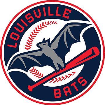 Louisville Bats (1) by Raakelpie