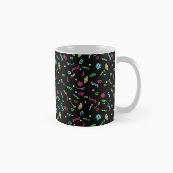 Fluorescent Microbes Classic Mug