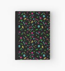 Fluorescent Microbes Hardcover Journal