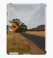 Roo Crossing iPad Case/Skin