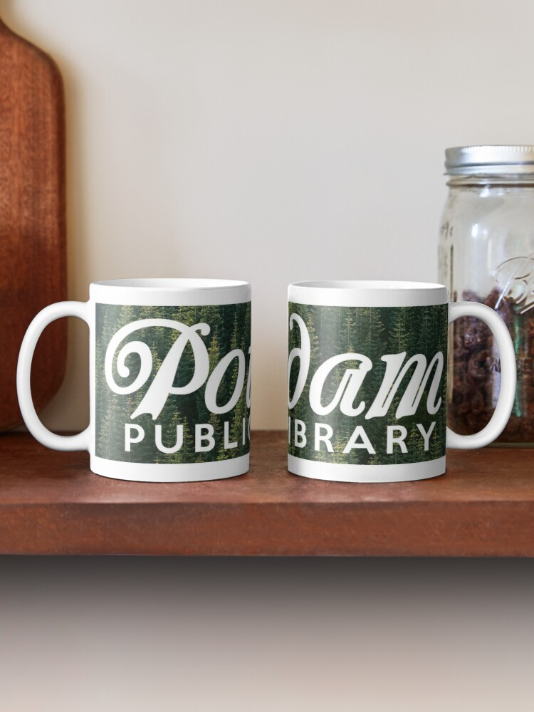 Alternate view of Potsdam Public Library Mug Mug