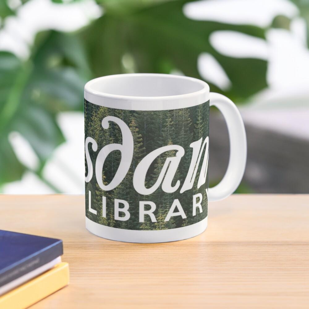 Potsdam Public Library Mug Mug