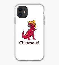 Chinasaur iPhone Case