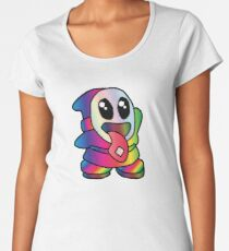 Not So Shy Guy Women's Premium T-Shirt