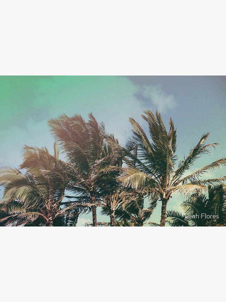 Vintage Palm Hawaii Summer Daze by adventurlings