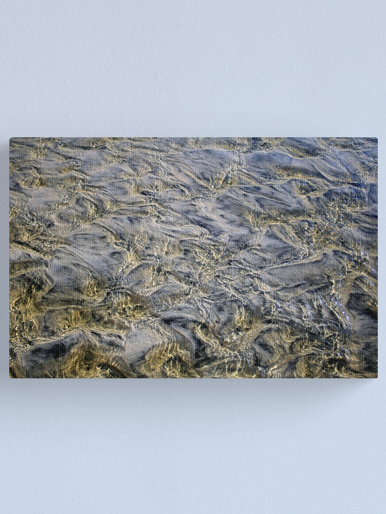 Alternate view of Ripples Canvas Print