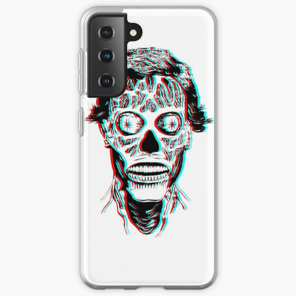 They Live 3D Samsung Galaxy Soft Case