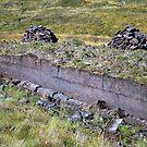 Peat-Stacks by Alexander Mcrobbie-Munro