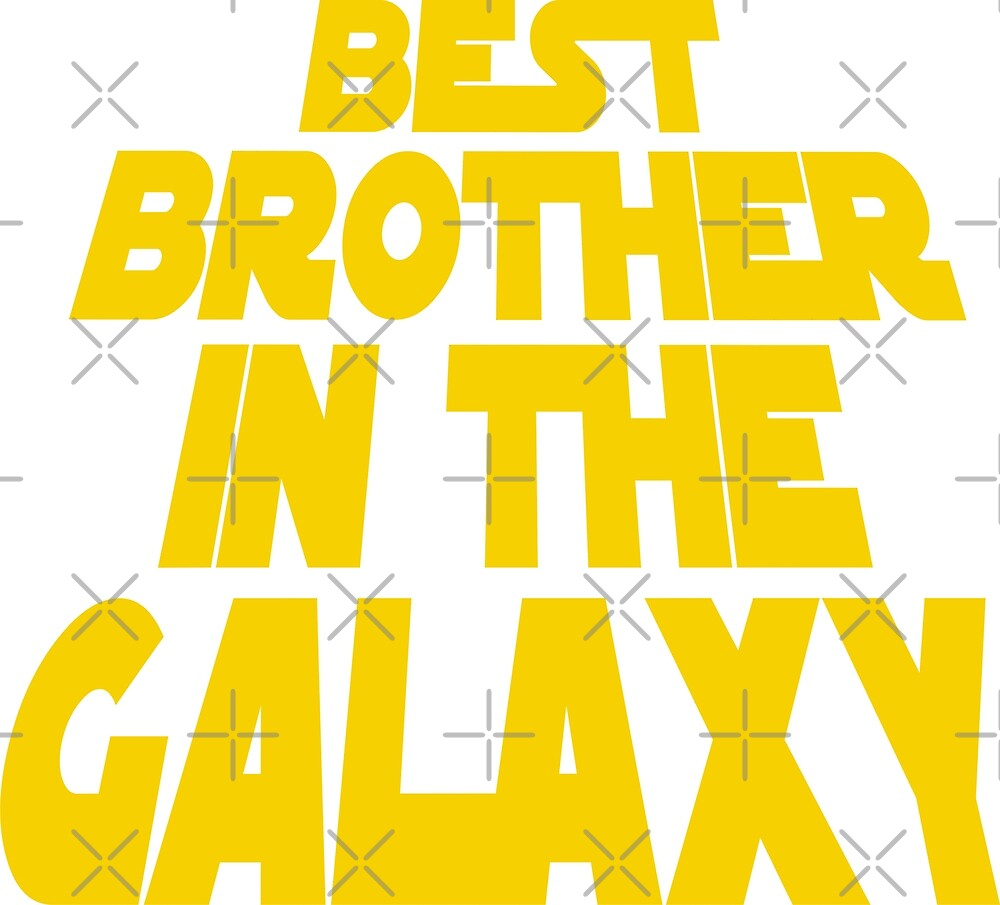 Best Brother in the Galaxy by MBK13