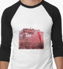 Allez, Allez, Allez - Liverpool FC Design - LFC Art Men's Baseball ¾ T-Shirt