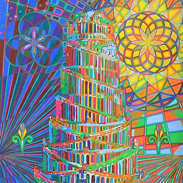 Tower of Babel - 2013 by karmym
