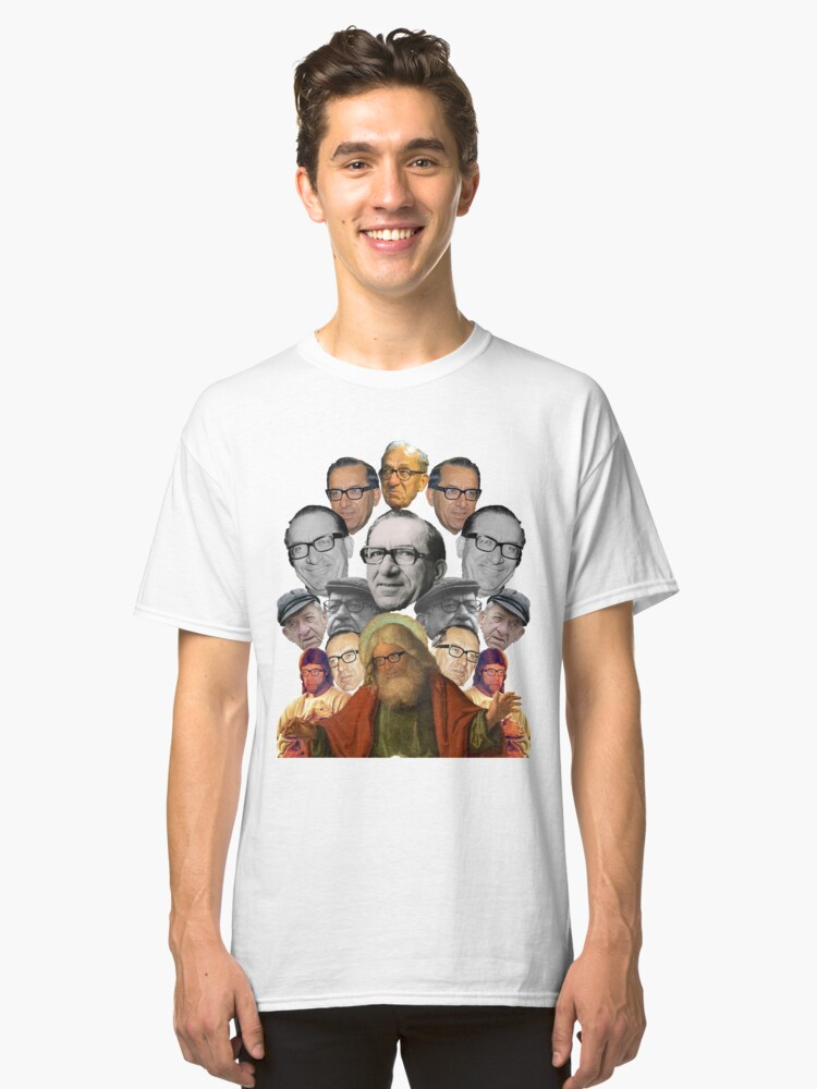 Perit Mintoff Forever  Classic T-Shirt Front
