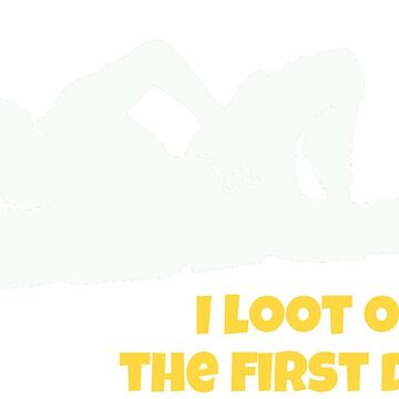 I loot on the first date by TeeVeeP