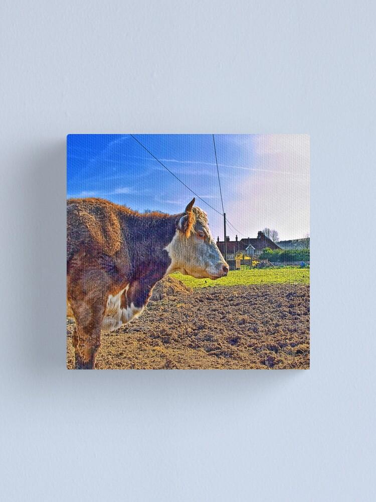 Alternate view of No Bull! Canvas Print