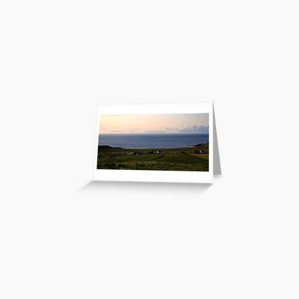 Outer Hebrides Greeting Card