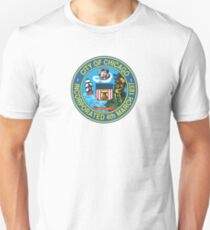 City of Chicago Seal Unisex T-Shirt