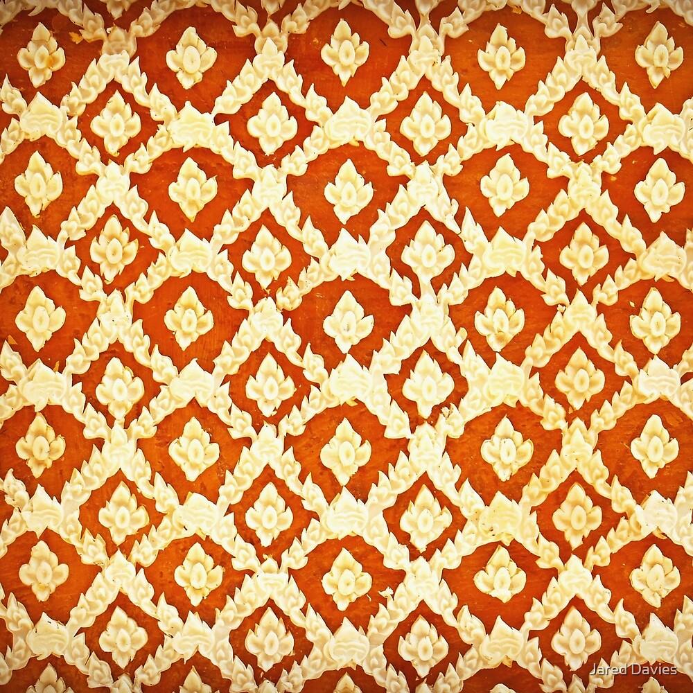 Asian Ornamental Pattern by MilitaryCandA