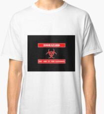 CLOSE THE BLAST DOORS Classic T-Shirt