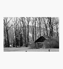 Lister Homestead Photographic Print