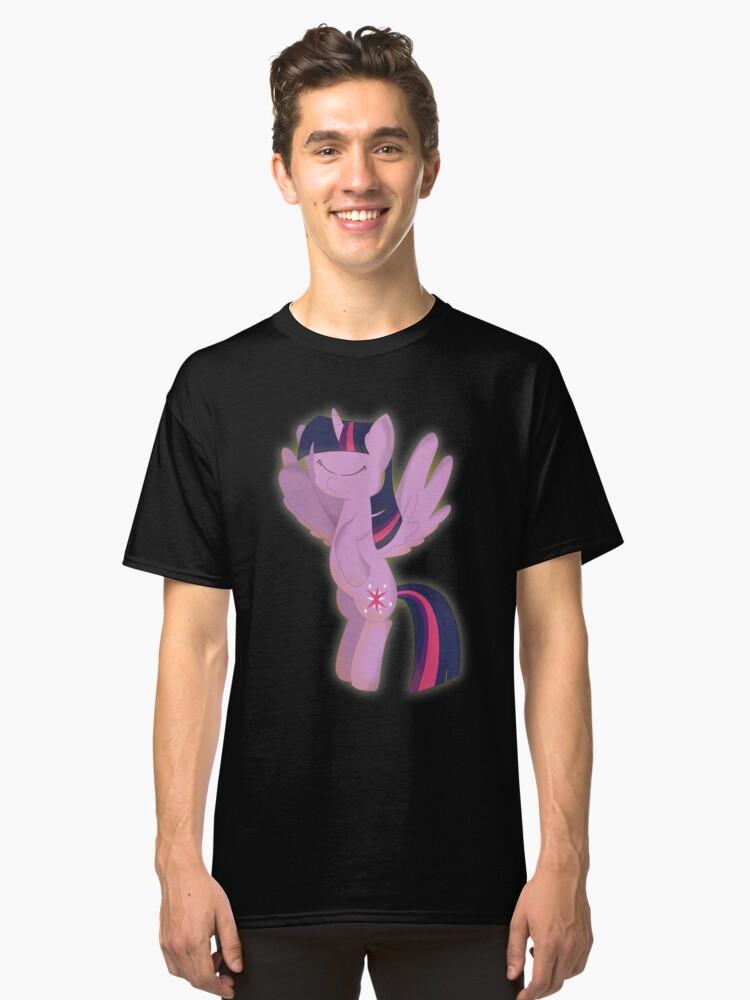 Twilight Sparkle Classic T-Shirt Front