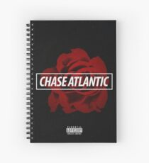 Chase Atlantic Spiral Notebook