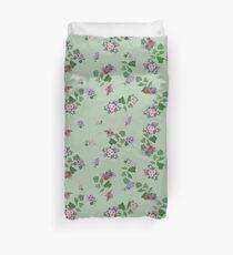Watercolour Floral Pattern Duvet Cover