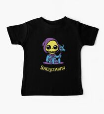 Cute Skeletor - Skeletaww Baby Tee