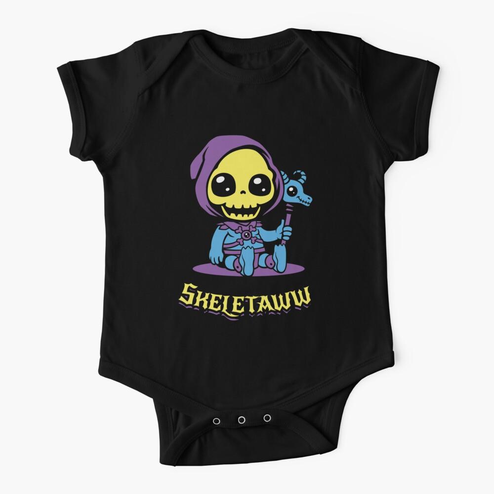 Cute Skeletor - Skeletaww Baby One-Piece