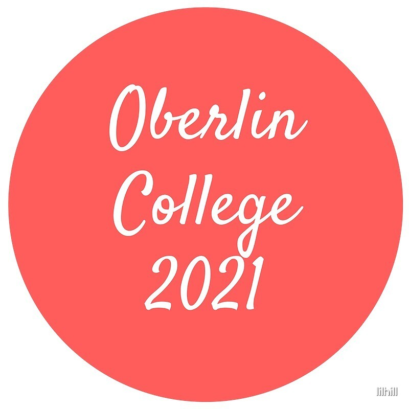 Oberlin College - Class of 2021 by lilhill
