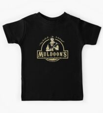 MULDOON'S BIG GAME HUNTING Kinder T-Shirt