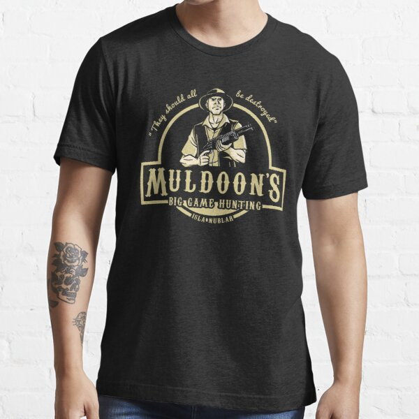 MULDOON'S BIG GAME HUNTING Essential T-Shirt