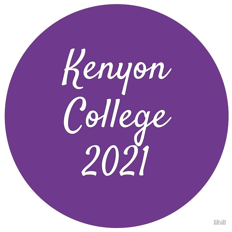 Kenyon College - Class of 2021 by lilhill