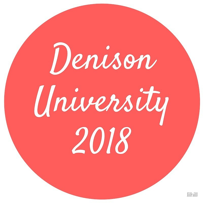 Denison University - Class of 2018 by lilhill